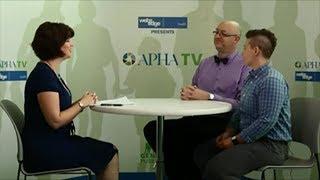 Don Allensworth-Davies & Christina Dragon on LGBT Health