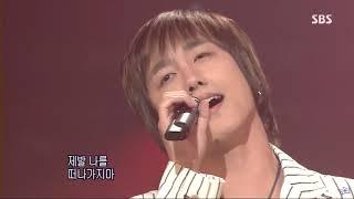 이지 (izi)  -  응급실 Live 20050522 (인기가요, HD)