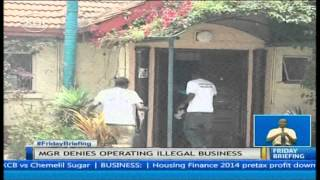 Chinese restaurant looted by gang of Kenyan youths