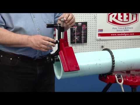 Фаскосниматель для пластиковых труб REED | Www.tool-tech.ru