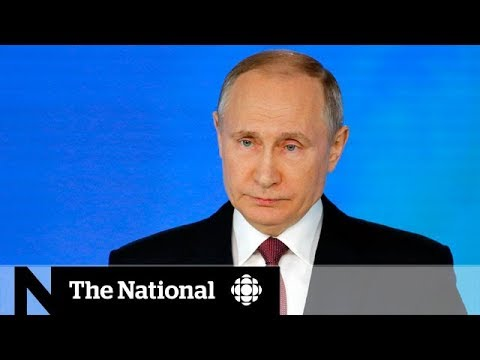 Putin unveils new nuclear weapons