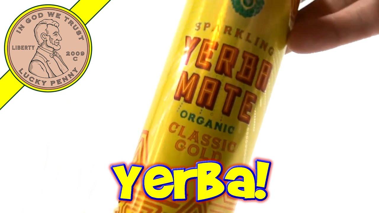 Yerba Mate Organic Classic Gold Drink, Guayaki Review