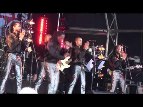 The Motown Show -  AKA How sweet it is - Rhythm of the night  - Danson Festival 2012 HD