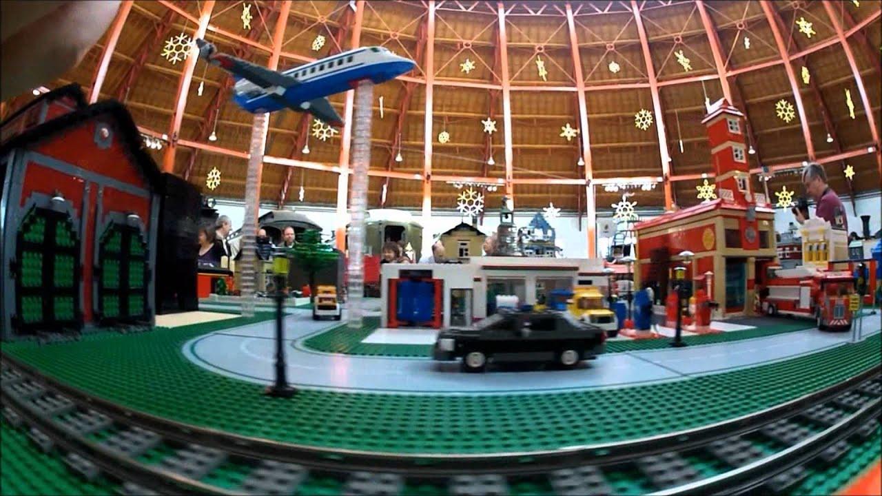 Washington DC Metropolitan Area LEGO Train Club at B&O ...