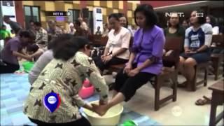 Tradisi Jalan Salib Umat Nasrani - NET 10