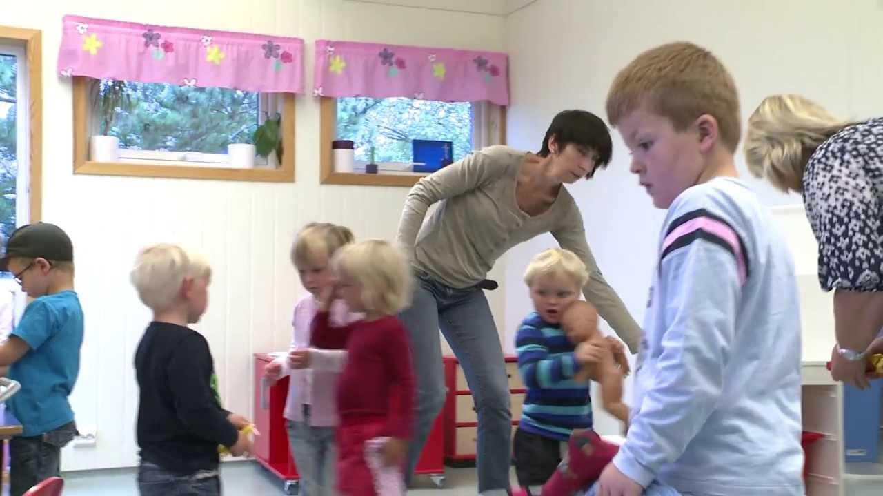 Sammensatte lærevansker - Mine tegn i barnehagen: Motivasjon