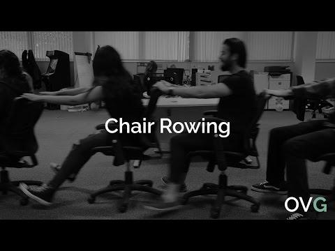 Chair Rowing fice Olympics