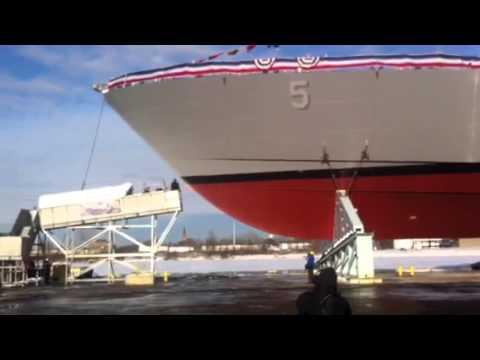 LCS 5 USS Milwaukee