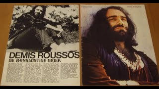 """Demis Roussos - """"A thousand years of wandering"""""""