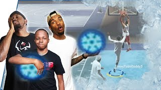 The COLDEST Park Team To Ever Do It! - NBA 2K19 Playground Gameplay