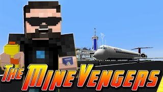 Minecraft MineVengers - THE MINEVENGERS GO ON VACATION!!