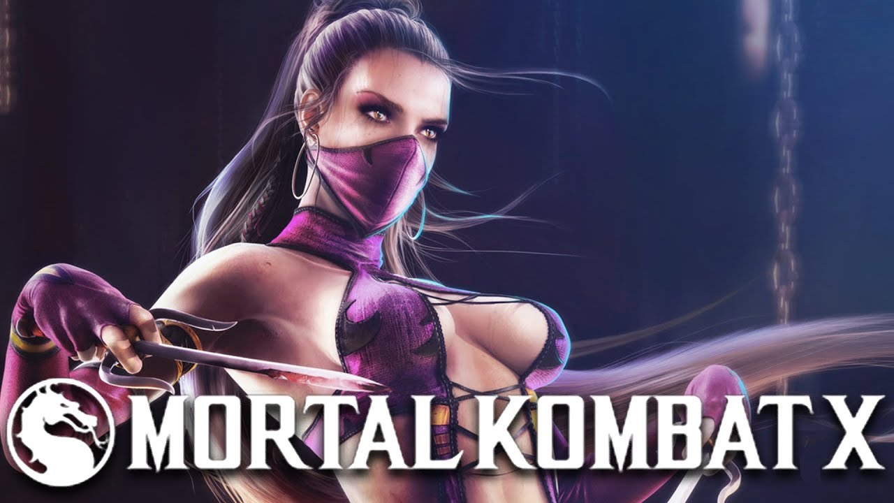 My Favourite Female Mortal Kombat X Ethereal Mileena Gameplay