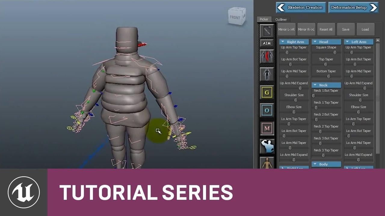ART: Customizing Your Mannequin | 05 | Tutorial Series | Unreal Engine