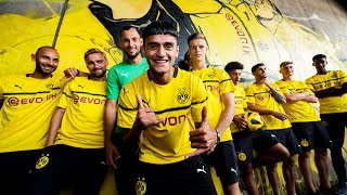 Pulisic & Co. in America: BVB's US Tour 2018