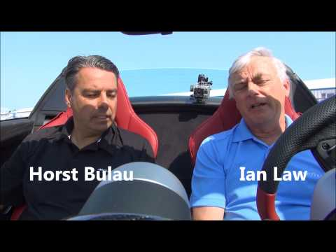 McLaren 650S Test Drive by Ian Law