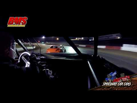 #24 Quincy Brooks - FWD - 9-14-18 Batesville Motor Speedway - In Car Camera