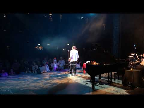 Sir Ken Dodd LAST Appearance Birmingham Alexandra Theatre April 2017   HD Backstage Footage