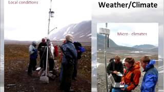 Professional Development for Earth Science in the Polar Regions II