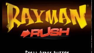 Rayman Rush (PS1) Gameplay