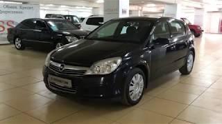 "Автосалон ""АтисАвто"" Самара видеообзор Opel Astra"