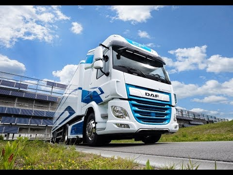 TTMtv Vlog #92 - This is the DAF CF Electric (and we drove it!)