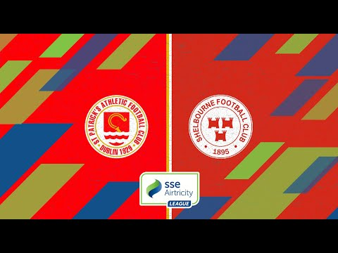 Premier Division GW13: St. Patrick's Athletic 2-0 Shelbourne