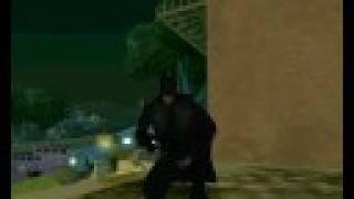 Batman: Dark Knight Of GTA Begins (Batman Mod)