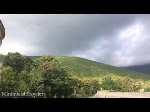 48 Seconds in Nature of Shaki/Sheki, Azerbaijan (Personal Experiences Khan's Palace)
