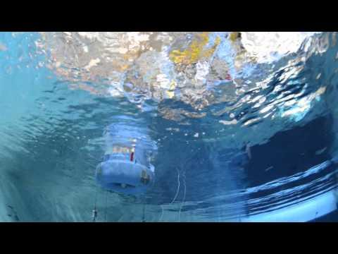 Video presentación SDK Wave Turbine by Sendekia
