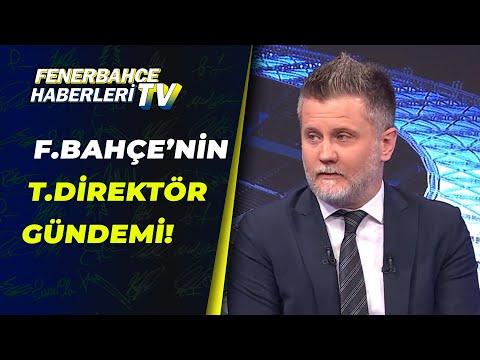 Volkan Demir, Fenerbahçe'nin Teknik Direktör Gündemini Yorumladı! / Benitez, Fon
