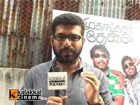 Puthumugangal Thevai Movie Press Meet
