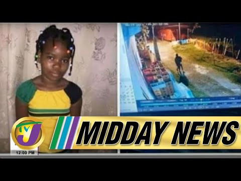 AMBER ALERT - 9 Yr. Old Girl Abducted in St. Thomas | TVJ Midday News - Oct 15 2021