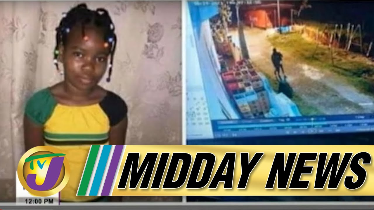 Download AMBER ALERT - 9 Yr. Old Girl Abducted in St. Thomas | TVJ Midday News - Oct 15 2021