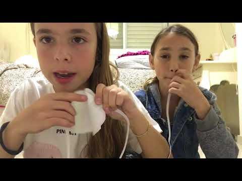 איך להכין כיסוי עיניים מושלם בבית || סרטון ראשון😱|| yali and hofit❤️
