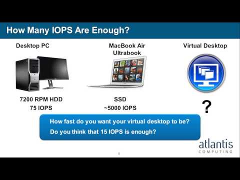 Atlantis Computing: A Simpler Path to VDI Success