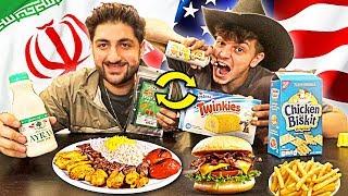 Persian & American Swap Foods!!