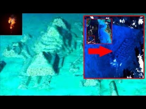 "[History Channel] Ancient City ""built Underwater"" Found In Cuba?"