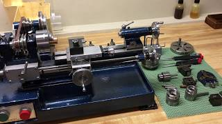 Cowells 90 ME Lathe, Introduction & Tips