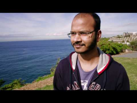 International Students in Australia - Uttam Kumar from India
