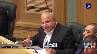 مشادة كلامية في ردهات مجلس النواب - (19-3-2019)