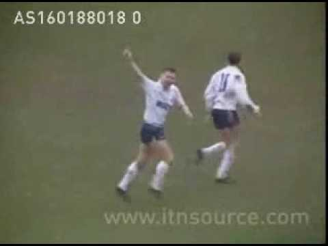 SPURS 2  COVENTRY 2 16th jan 1988