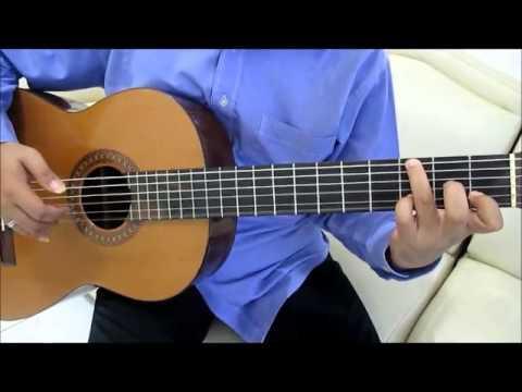 Bryan Adams Heaven Guitar Lesson (Intro)