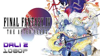 FINAL FANTASY IV: The After Years PC Gameplay 1080p