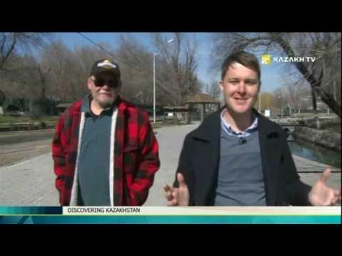 Discovering Kazakhstan №5 (12.05.2017) - Kazakh TV