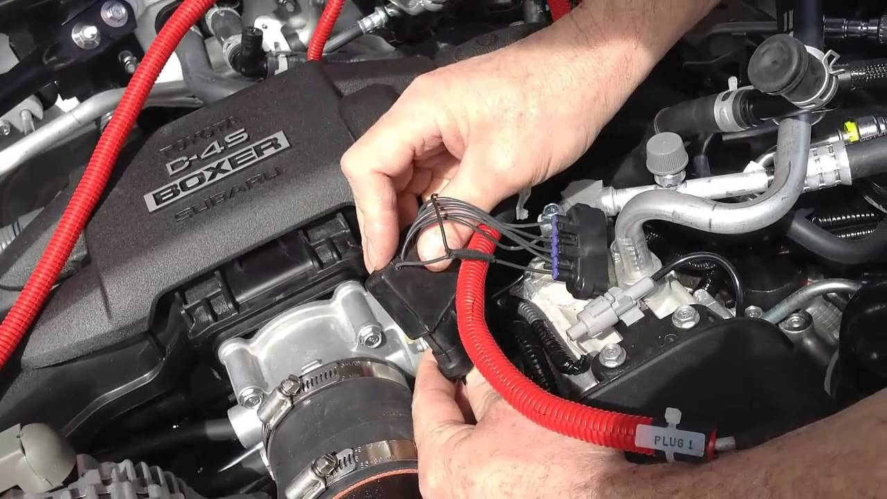 scion fr s unichip installation