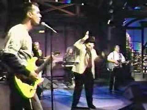 Pere Ubu - Oh Catherine - David Letterman