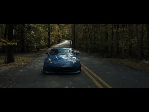 Nissan 370Z Forest Run | Mike K