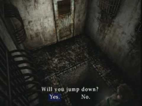 Paul's Gaming - Silent Hill 2 part24 - Jumping Down Holes