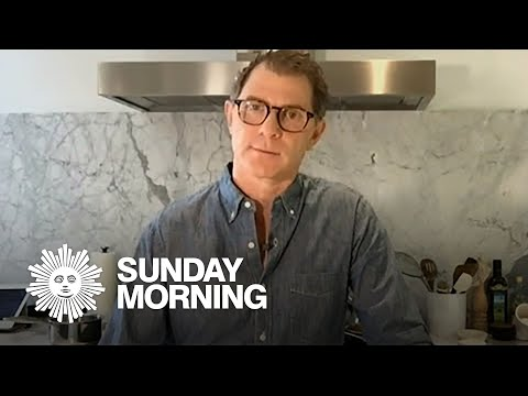 Bobby Flay on food as his comfort zone