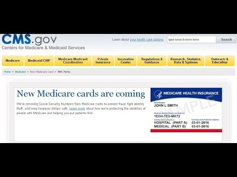 how to get new medicare card nsw